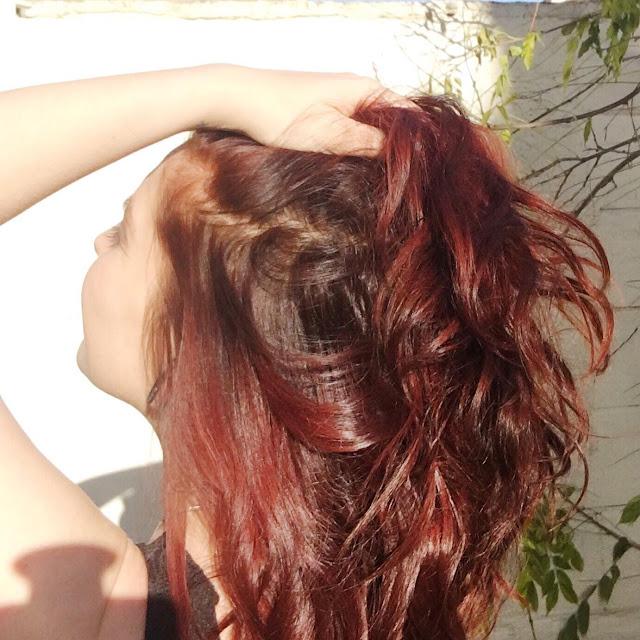 Goldandgreen-routine-cheveux-acajou-rouge