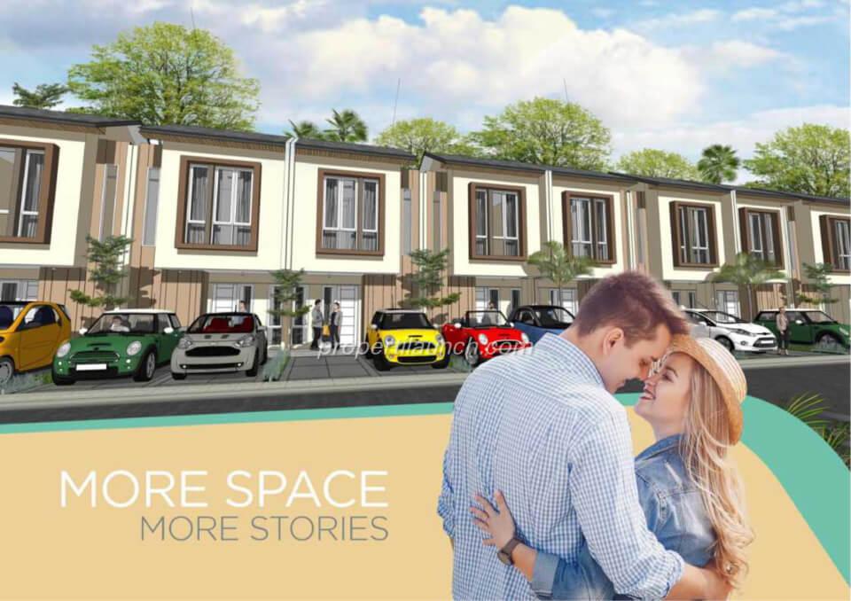 Rumah Cluster Baru PHR Bekasi