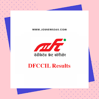 DFCCIL Result 2019 for Executive (Civil) 82 Candidates selected