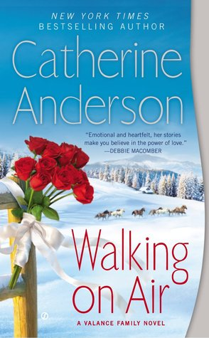 Book Cover of Walking on Air