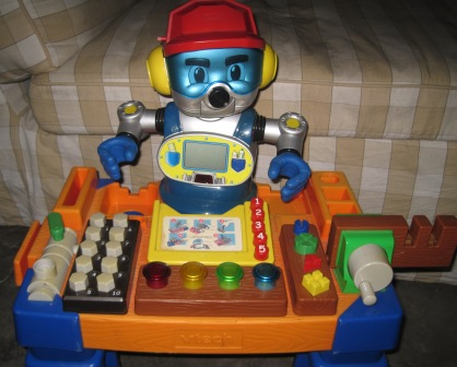 Juaimurah Vtech Robot Workbench Centre