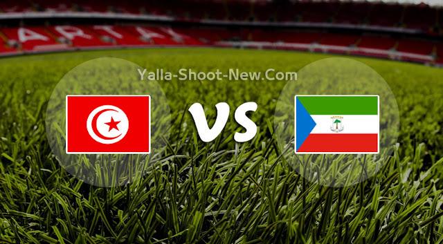 نتيجة بحث الصور عن مباراة تونس وغينيا بث مباشر