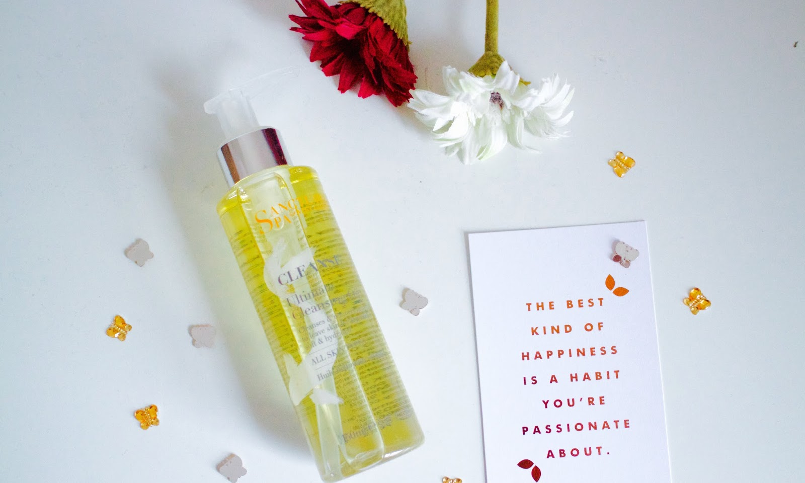 Sanctuary Spa Cleansing Oil