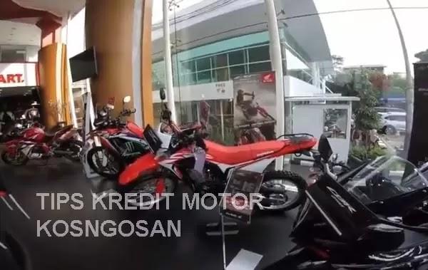 cara kredit motor mahasiswa