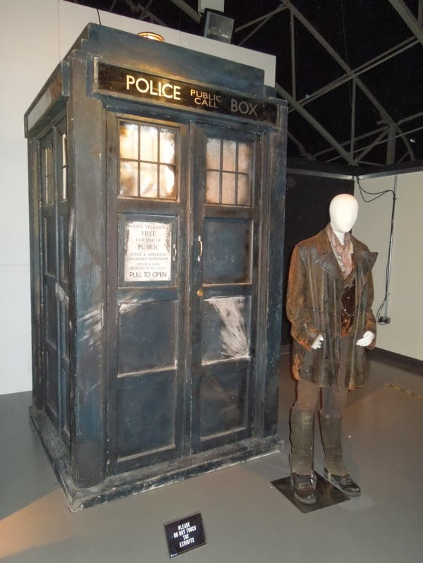 Doctor Who Day of the Doctor costume TARDIS