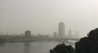 الأرصاد: عاصفة ترابية تضرب مصر وارتفاع مستمر في درجات الحرارة