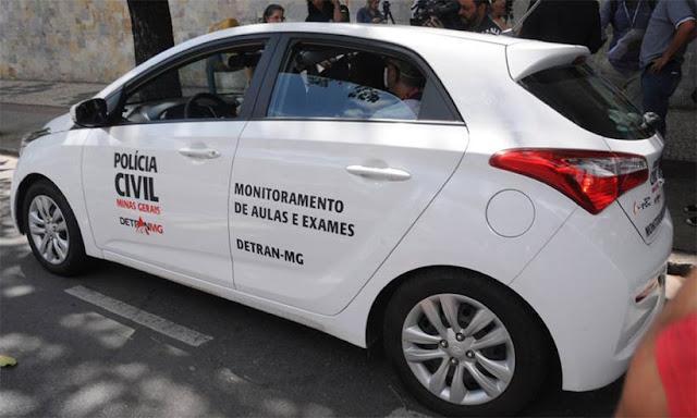 Saiba como vai funcionar exame de direção monitorado em Minas