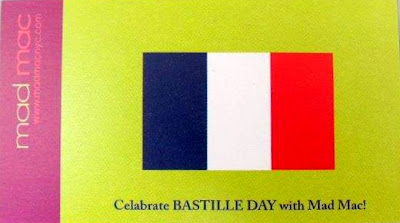 BASTILLE DAY NYC