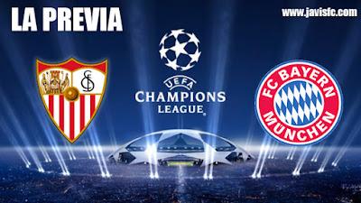 Previa Sevilla FC - Bayern