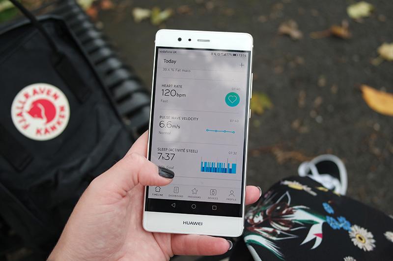 Nokia Healthy Lifestyle App