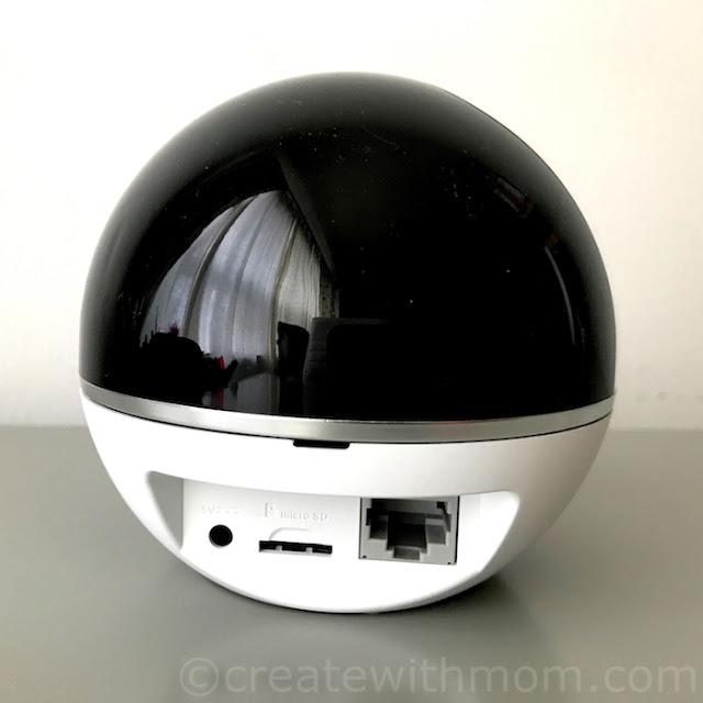 ezviz mini 360 camera
