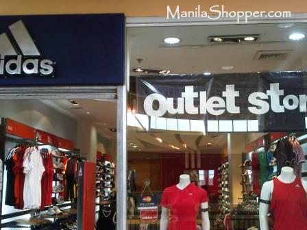 7cd10fdc68d2fd Adidas shoes and apparels at 30% off! Some Adidas Outlet Stores in Manila  offer 50% to 70% off ... hmmm