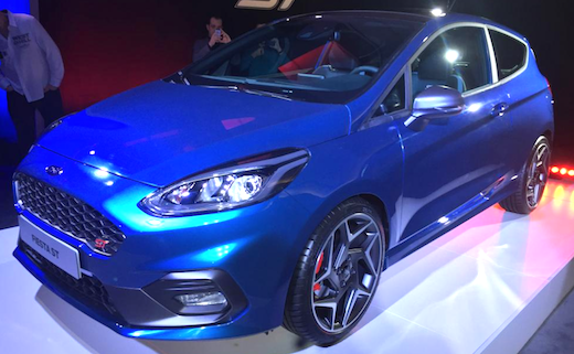 2019 Ford Fiesta RS Rumors