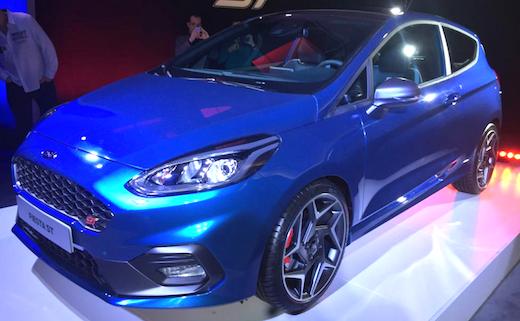2019 Ford Fiesta RS Rumors