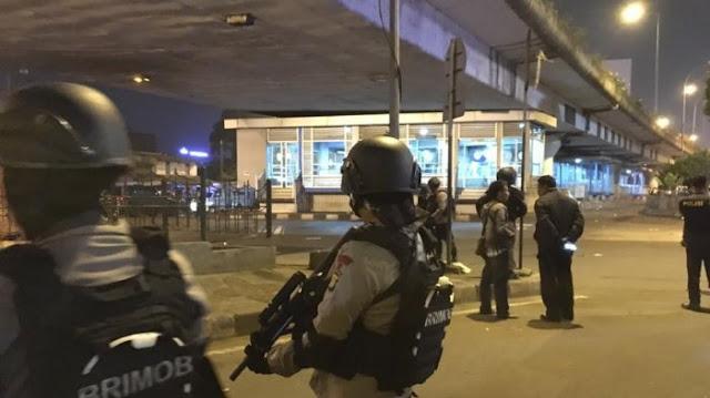 Berikut Kesaksian Warga Saat Bom Meledak di Kampung Melayu