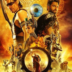Poster Gods of Egypt 2016