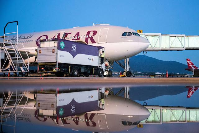 قطر-أمريكا-طيران