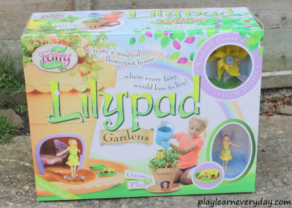 My Fairy Garden Was One Of These That They Both Loved At First Sight, And  Were So Excited When I Told Them That We Were Getting The Lilypad Gardens  To Play ...