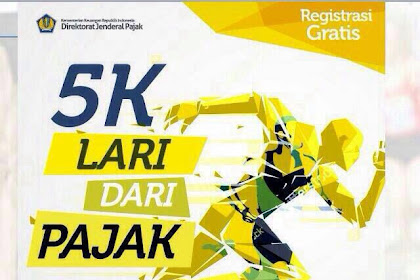 5K Lari dari Pajak