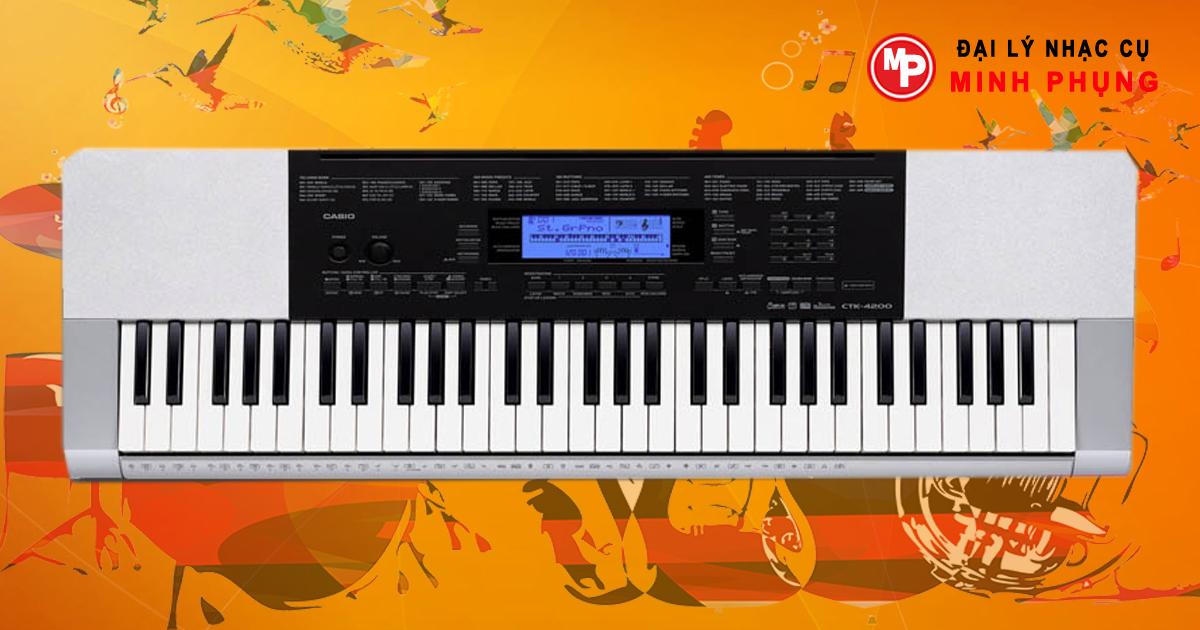 Đàn Organ Casio CTK- 4200