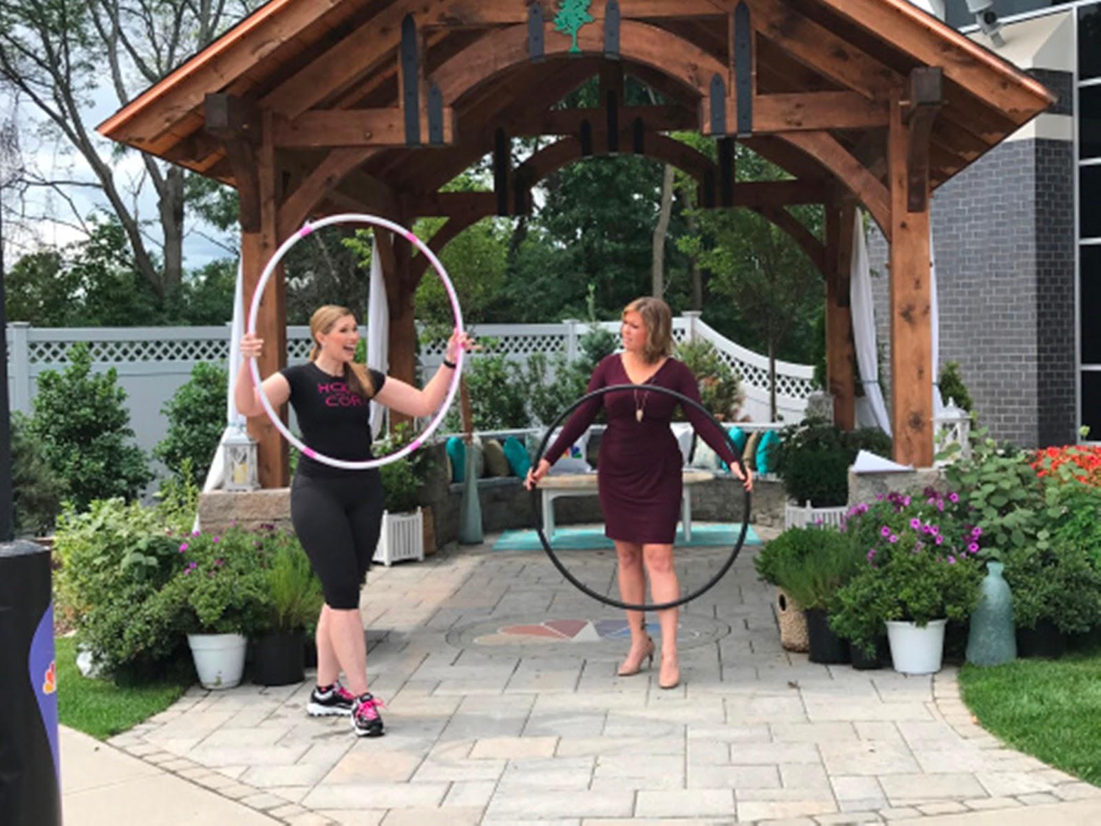 Cori Magnotta Weight Loss Trainer : Cori Magnotta - Why Hooping
