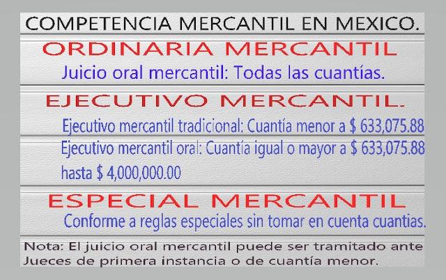 ejecutivo mercantil