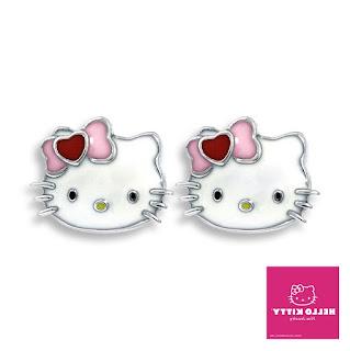Gambar Anting Hello Kitty Yang Cantik 2