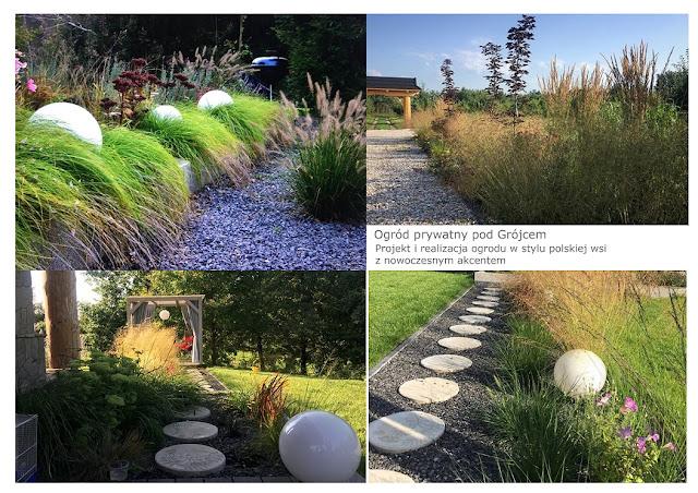 ogród naturalistyczny trawy ozdobne