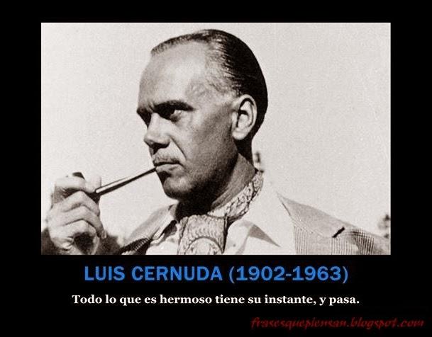 Frase Con Foto Luis Cernuda Frases Que Piensan