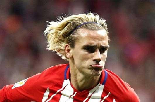 Mourinho úp mở mua Griezmann ngay trong tháng 1
