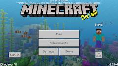 Cara Main Multiplayer Berdua di Game Minecraft Pocket Edition
