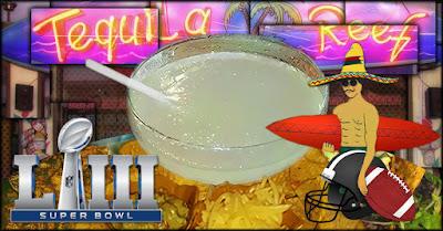 Super Bowl Sunday at Tequila Reef Pattaya