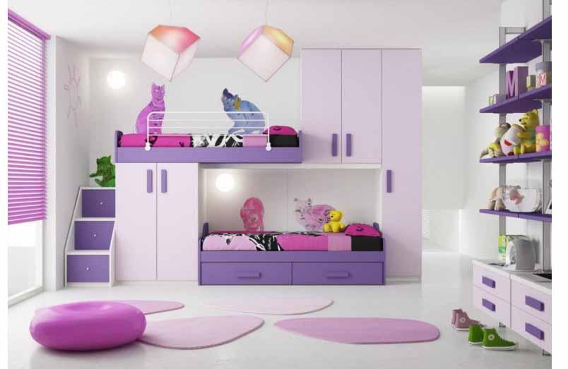 60 Desain Kamar Tidur Anak Perempuan Dan Anak Laki Laki Minimalis Desainrumahnya Com
