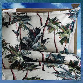 Palm Tree Comforter