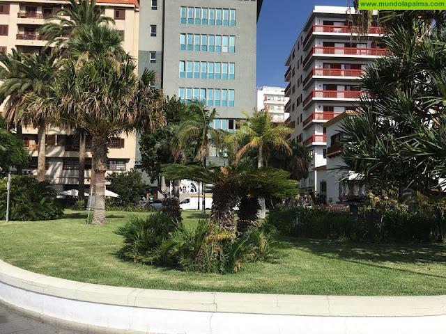 El PP pide descartar la zona del césped para la nueva sede insular del Cabildo