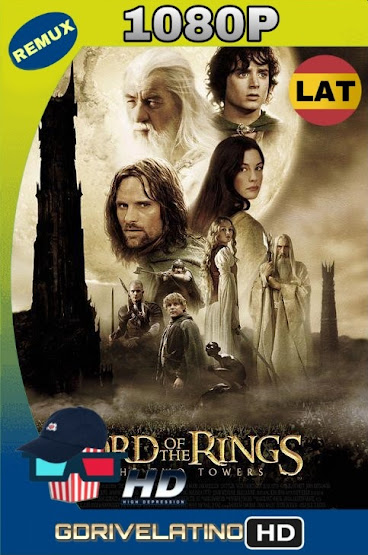 El Señor de los Anillos: Las Dos Torres (2002) Extendida BDRemux 1080p Lat-Ing mkv