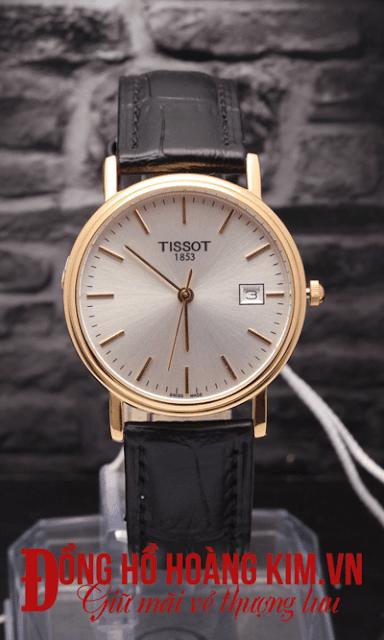 Đồng hồ nam dây da giá dưới 1 triệu T141