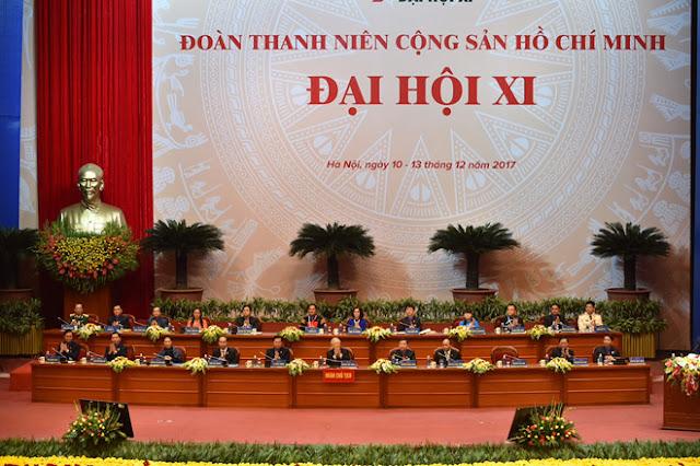 Đại hội Đoàn toàn quốc diễn ra từ ngày 10 đến 13/12 sẽ bầu Ban chấp hành mới và xác định mục tiêu cho nhiệm kỳ 2017-2022.