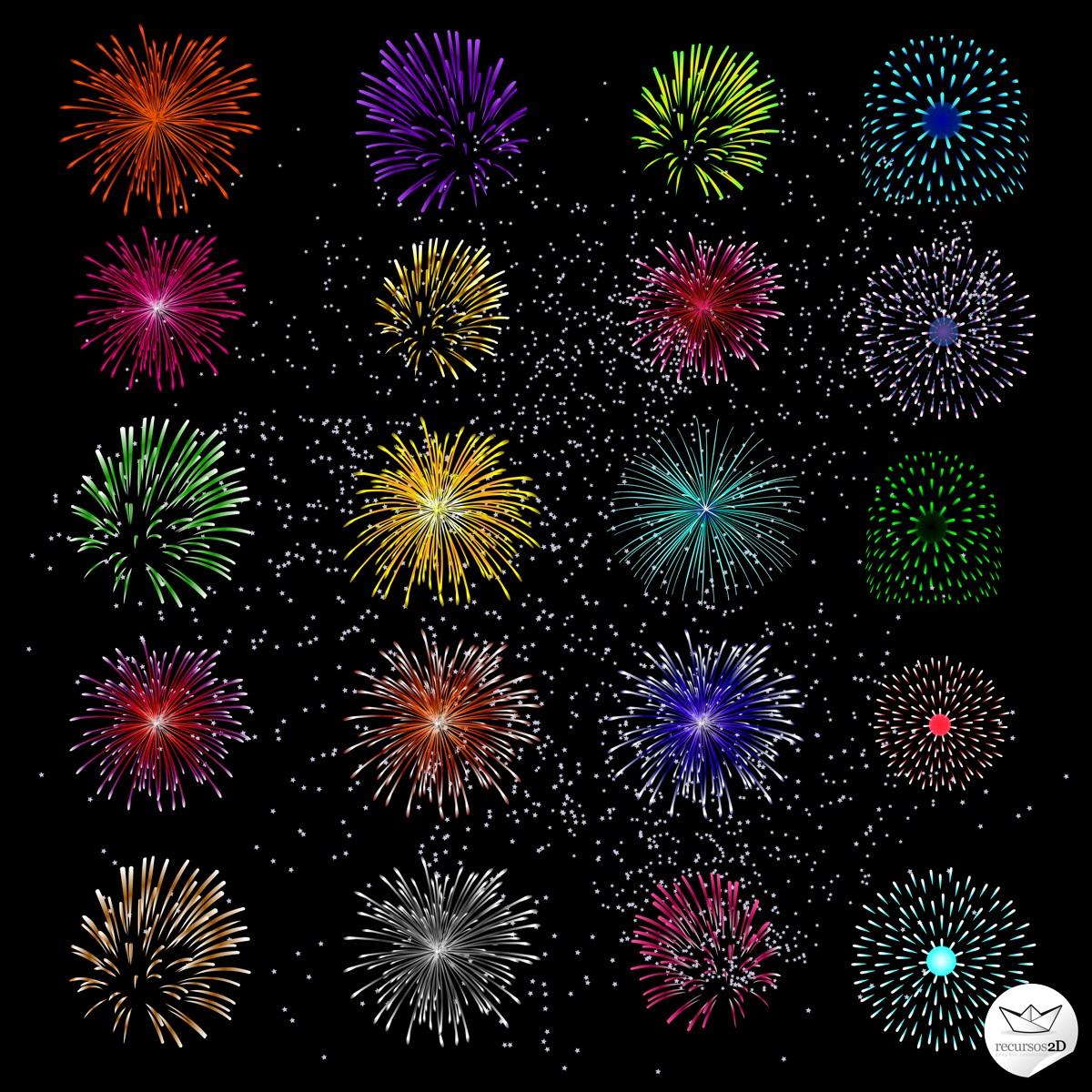 Snap Fuegos Pirotecnicos Vectores Gratis Imagui Photos On Pinterest