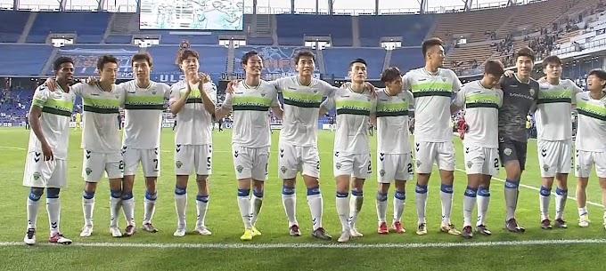 Jeonbuk Champions of Korea