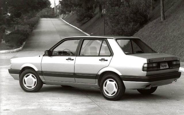 VW Voyage 1992 Special