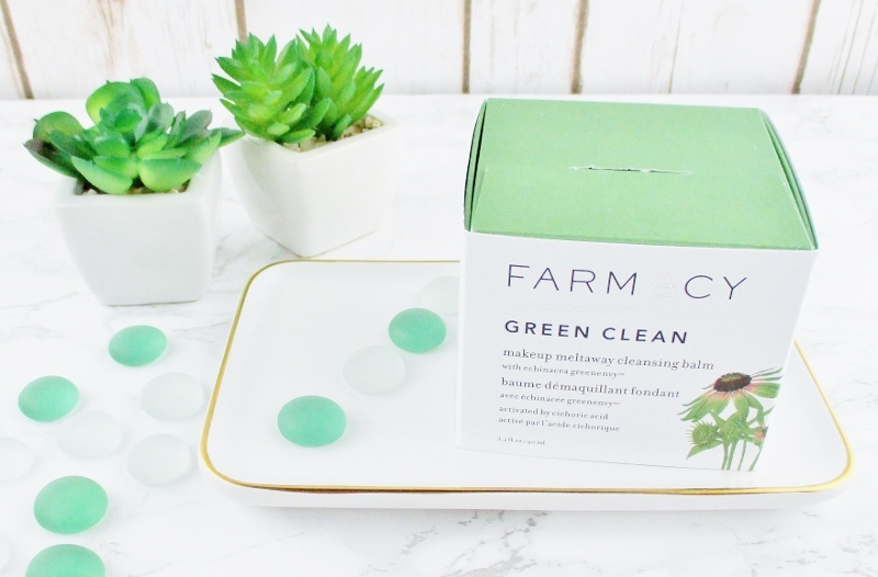 Cleanse Away Your Day with Farmacy Green Clean Makeup Meltaway Cleansing Balm 2