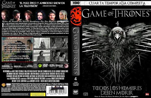 Games thrones season 4 dvd