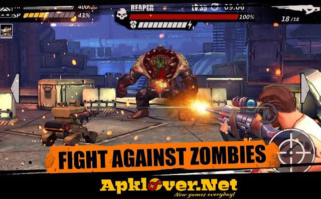 Zombie Crisis MOD APK unlimited money