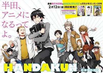 Handa-kun Subtitle Indonesia Batch