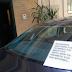 Θεσσαλονικιός τρολάρει υπέροχα τον τύπο που παρκάρει συνέχεια έξω απ'το σπίτι του με σημείωμα (φωτογραφία)