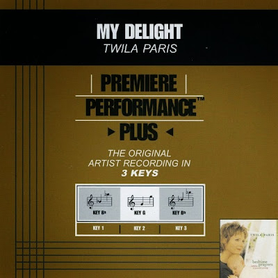 Twila Paris-Premiere Performance Plus-My Delight-
