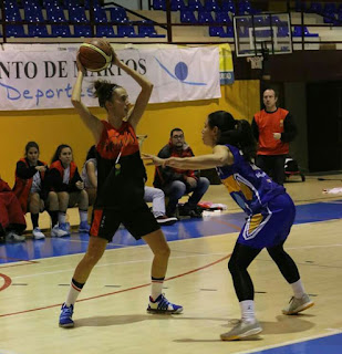 Meritoria jornada en la Nacional Femenina con triunfos del CB Martos y CAB Linares