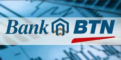 Lowongan Kerja Bank BTN (38 Formasi) Minimal SMA/Sederajat