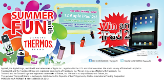 Summer Fun With Thermos And Win An iPad 2